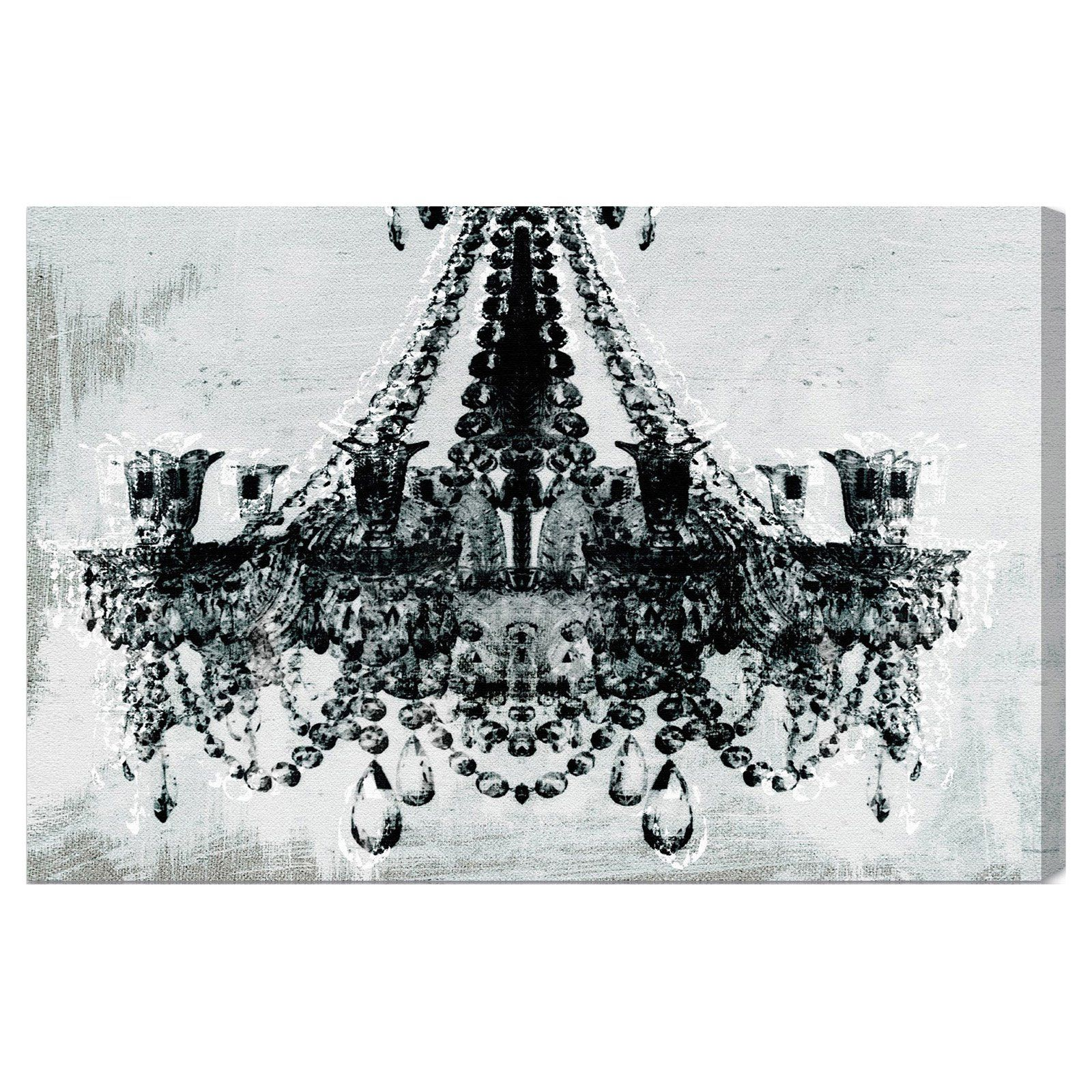 Oliver Gal Dramatic Enterance Canvas Wall Art | From Hayneedle.com