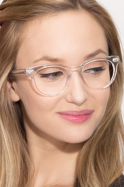 e4d7874c7e Daybreak Clear Acetate Eyeglasses from EyeBuyDirect. Discover exceptional  style
