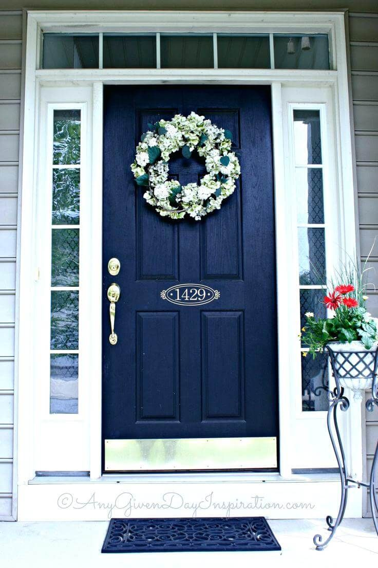 30 Front Door Color Ideas To Add Personality To Your Outdoor Area