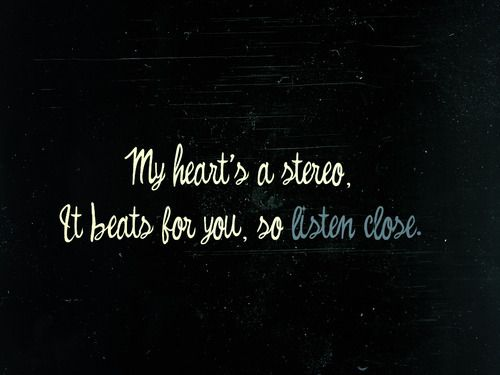 music, quote, and song image | Good song quotes, Song quotes ...