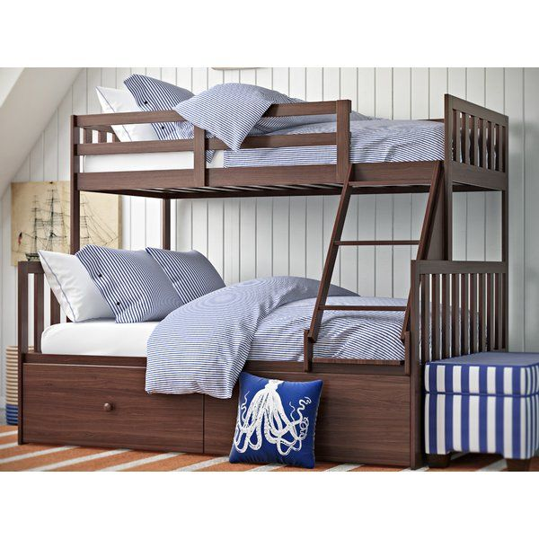Best You Ll Love The Rosina Twin Over Full Bunk Bed With 400 x 300