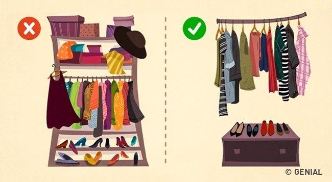 El truco para que todas las prendas de tu armario combinen entre s moda femenina pinterest - Cuando vendes un piso que gastos tienes ...