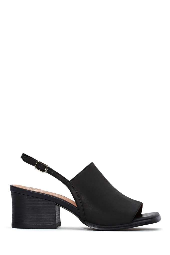Jeffrey Campbell Loring Leather Sandal
