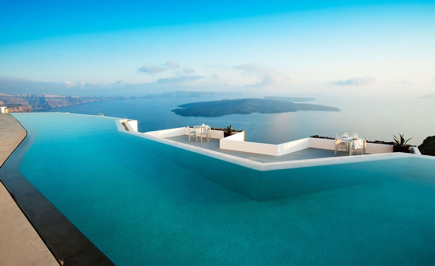 Stay cool with these 10 hotel pools with a view | places