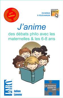 Outils Pour Animer Des Debats Philo Avec Les Maternelles Et Les 6 8 Ans 3eme Edition Questions Puzzles Telech Education Bienveillante Maternelle Emotions