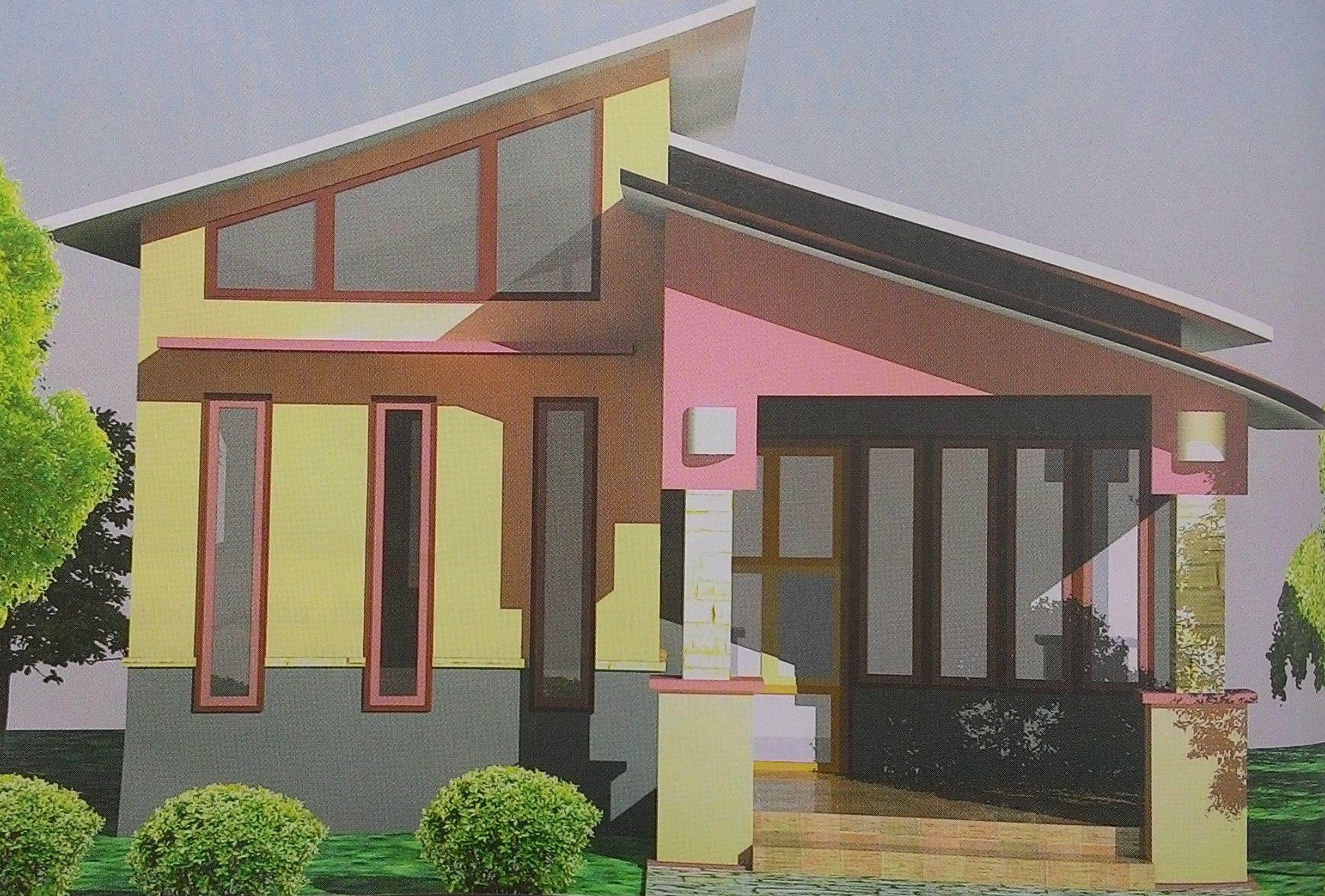 House Tropical Home Design