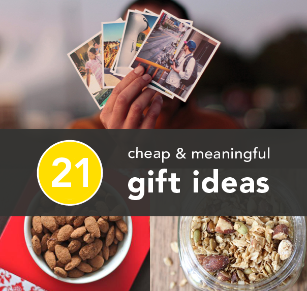 Best 25+ Meaningful Gifts Ideas On Pinterest