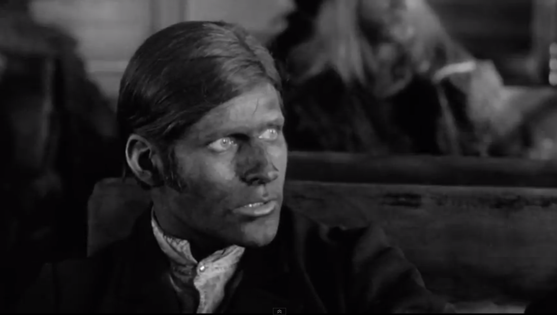 Crispin Glover, Dead Man, 1995