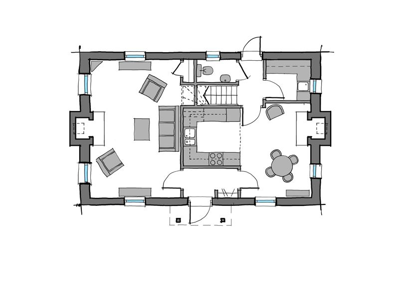 Scandia-Hus offer a completely bespoke design service All of our