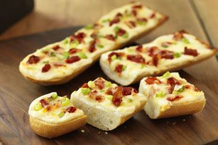 Italian Three Cheese Bread