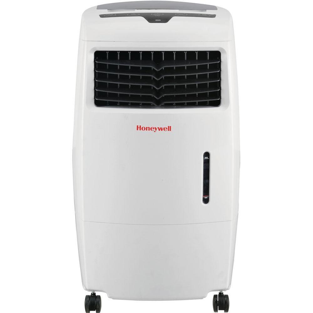 Honeywell Cl25ae Portable Evaporative Air Cooler White