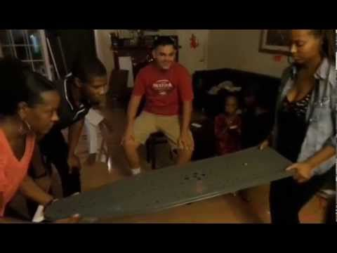 Minute to win it: family game night - YouTube