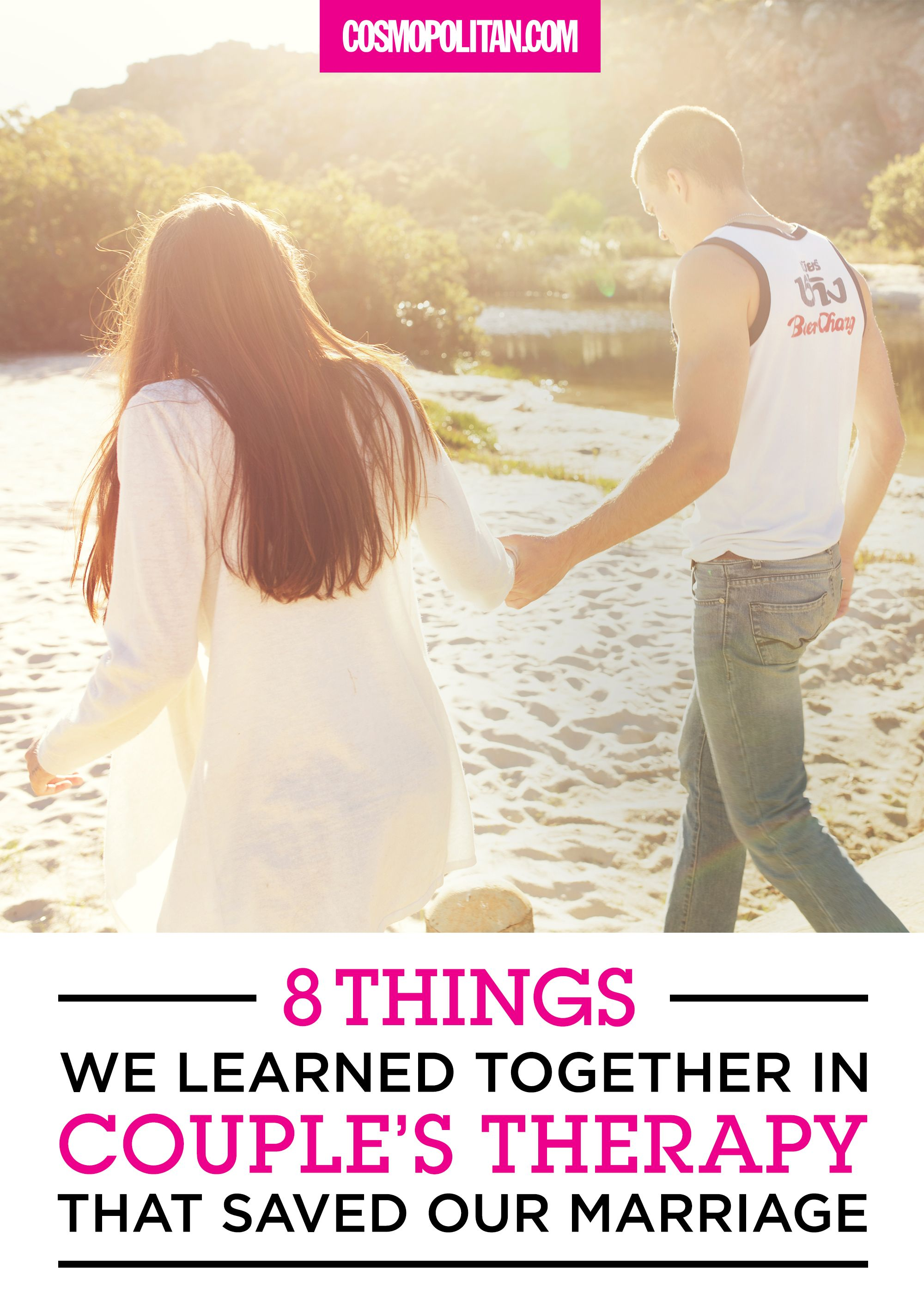 8 Things We Learned In Couple S Therapy That Saved Our