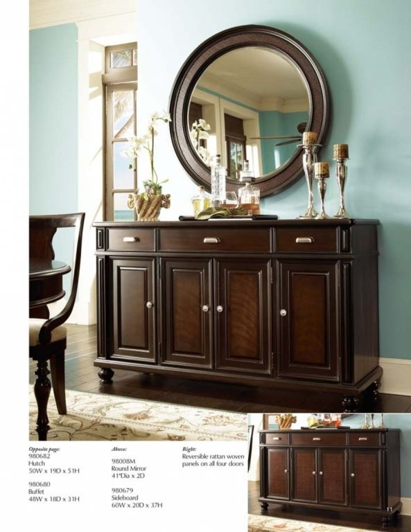 Dining Room Servers Sideboards | Tortola Sideboard At Higdon Furniture
