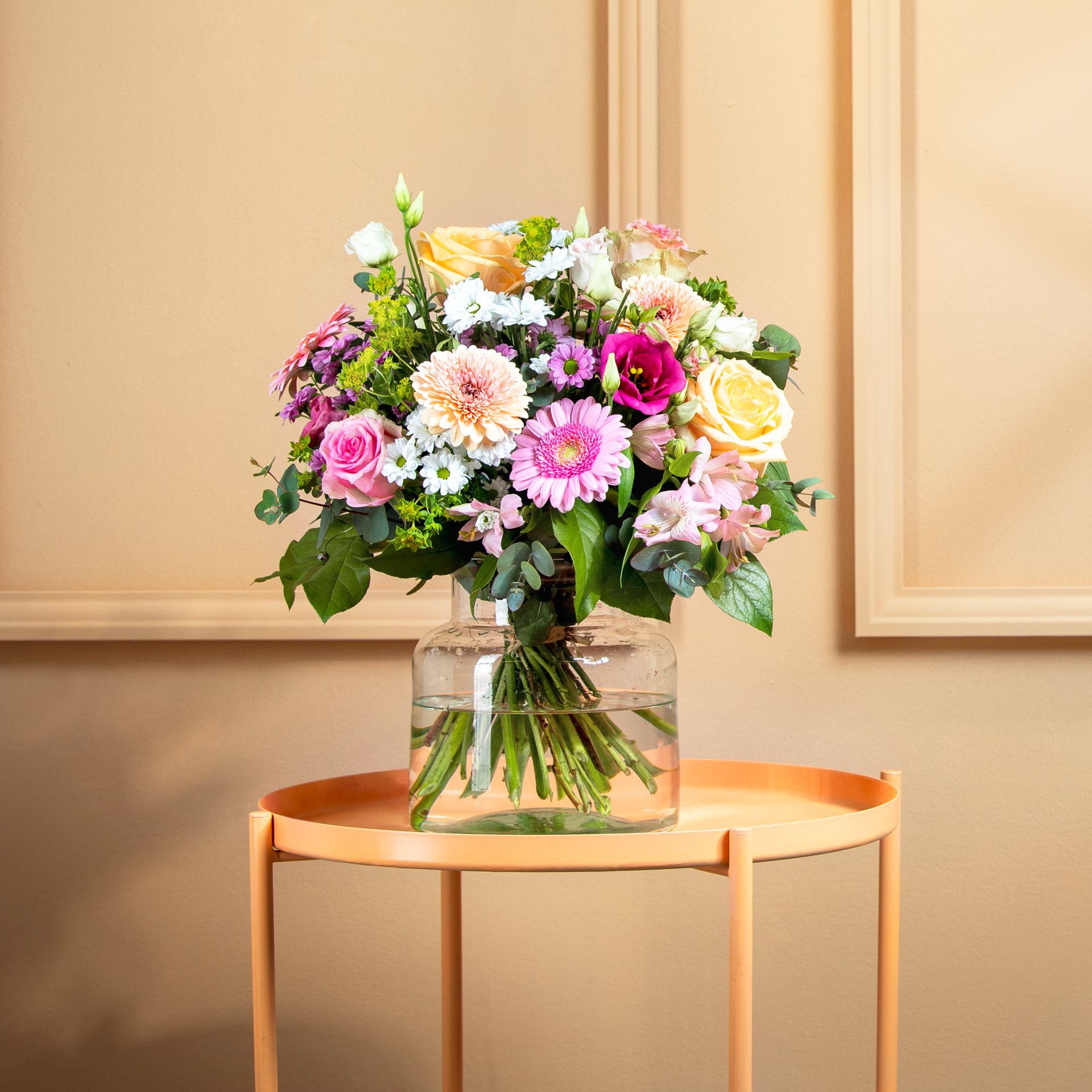 Blumen Kontaktlos Verschenken Supportyourlocals Blumenarrangements Muttertag Blumen