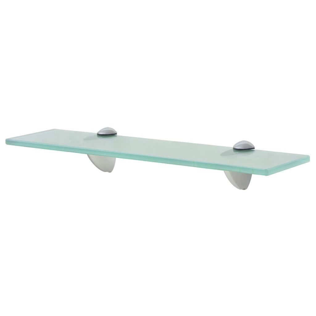 Photo of vidaXL Floating Shelf Glass 15.7″x7.9″ 0.3″