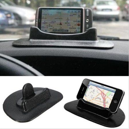 Trendy Car Mobile Holder ANTI Slip Car Dash Non Dashboard For iPhone Sticky Mats