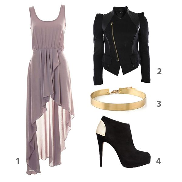 The Avenue Vee: Get the look with high-low dresses