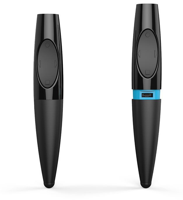 charge port... Presentair™ - 2013   work   Red Dot Award: Product Design