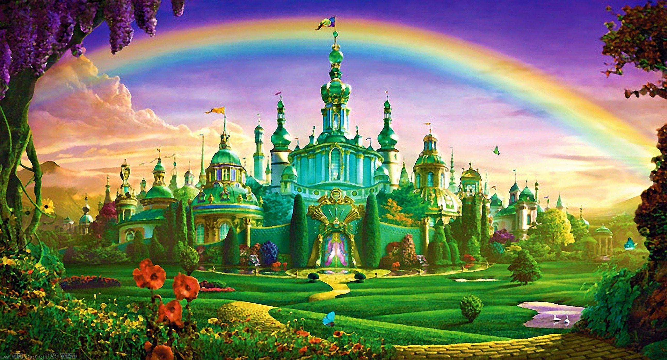 Картинки волшебников из сказок не изумрудный город вот