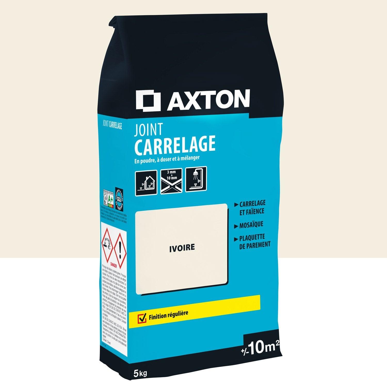 Joint Poudre Axton Beige 50000 Kg 10 M² En 2019