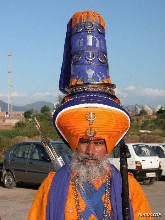 Stylish Sikh Turbans