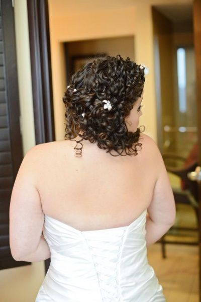Wedding Hairstyles For Naturally Tight Curly Hair Natural Curl