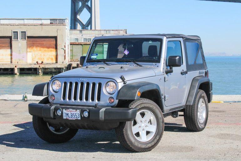 Rent A Silver Jeep Wrangler In San Francisco Getaround