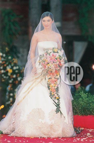 Top 10 Most Beautiful Celebrity Brides Philippines