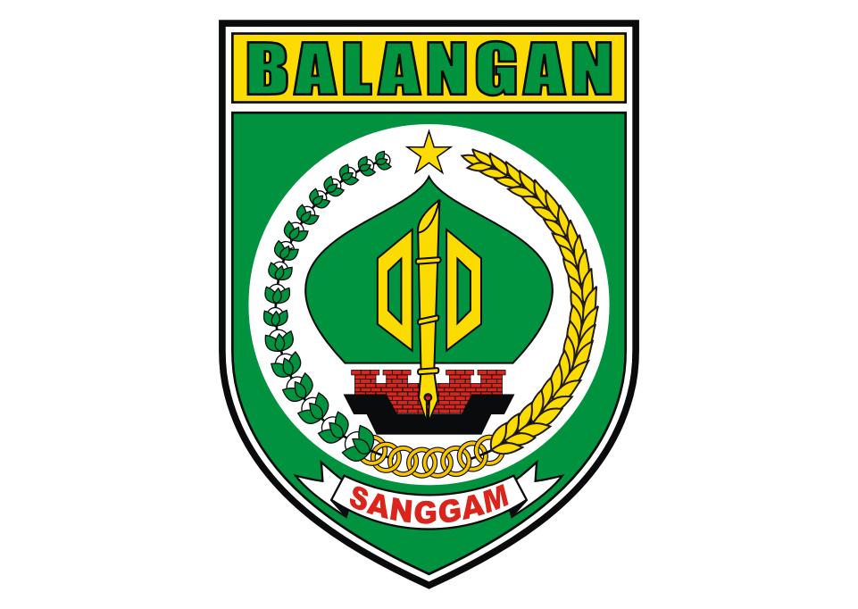 Logo Pemerintah Kabupaten Balangan Vector Pemerintah