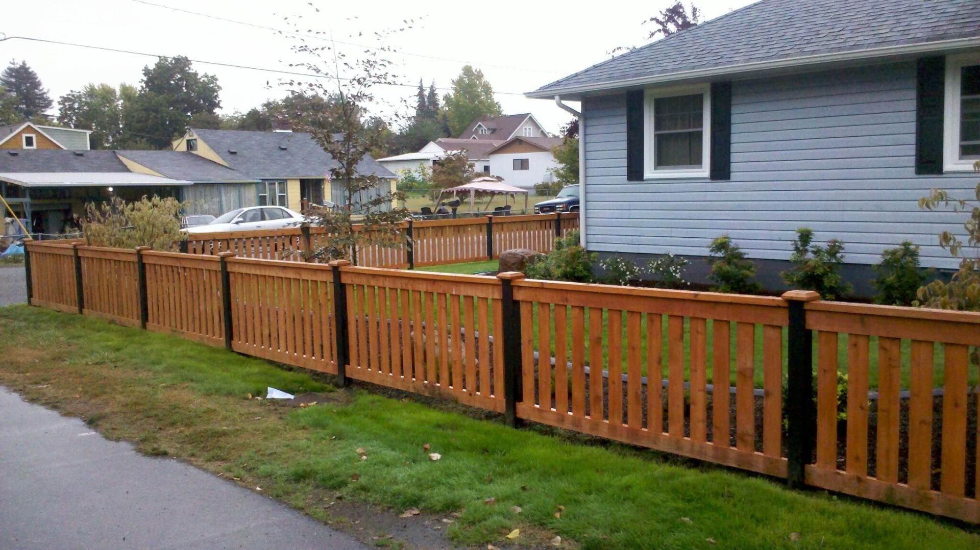 It Would Be Great To Find A Fence Similar To This For My Yard