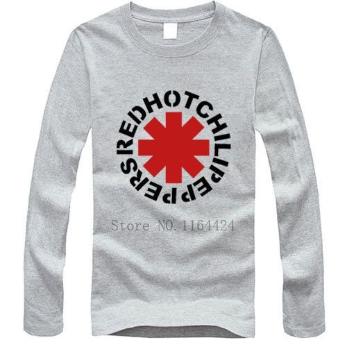 Red Hot Chili Peppers - long sleeve