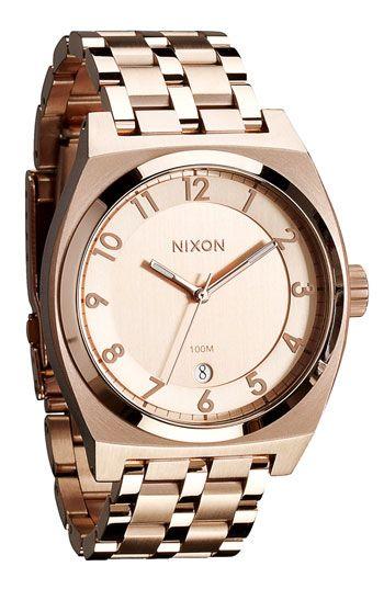 Nixon 'The Monopoly' Watch | Nordstrom