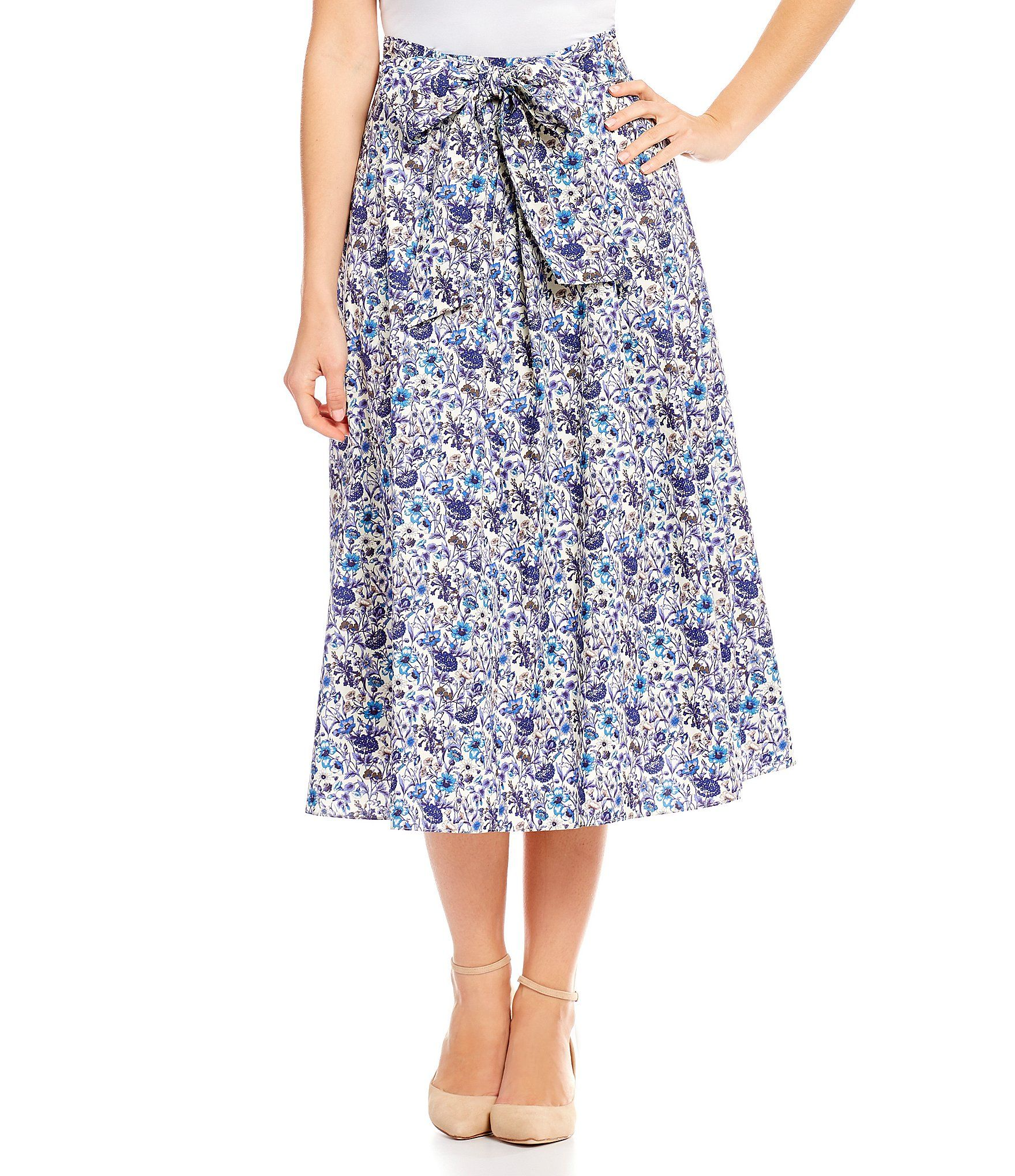 72d0eaa2ad8 Shop for Antonio Melani Charlotte Skirt Made With Liberty Fabrics at ...