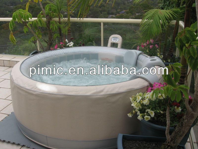 Inflatable Spa | Spa | Pinterest | Spa, Hot tubs and Tubs