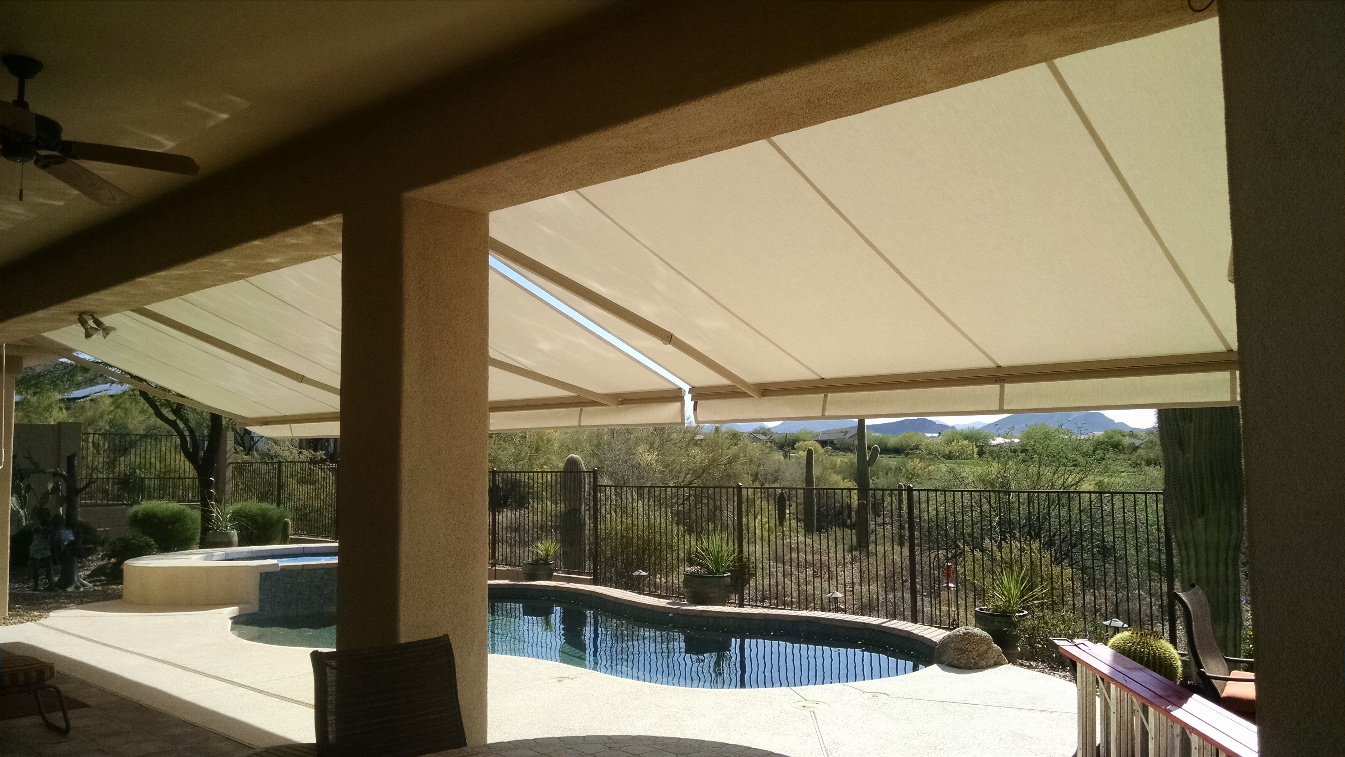 Amber Wintrow Retractable Awning 23 Architecture Liberty Home Apartment