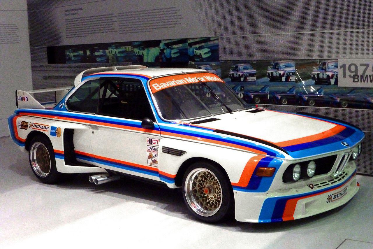 1975 BMW 3,0 CSL | Race Cars cz.3 | Pinterest | BMW, Bmw cars and Cars