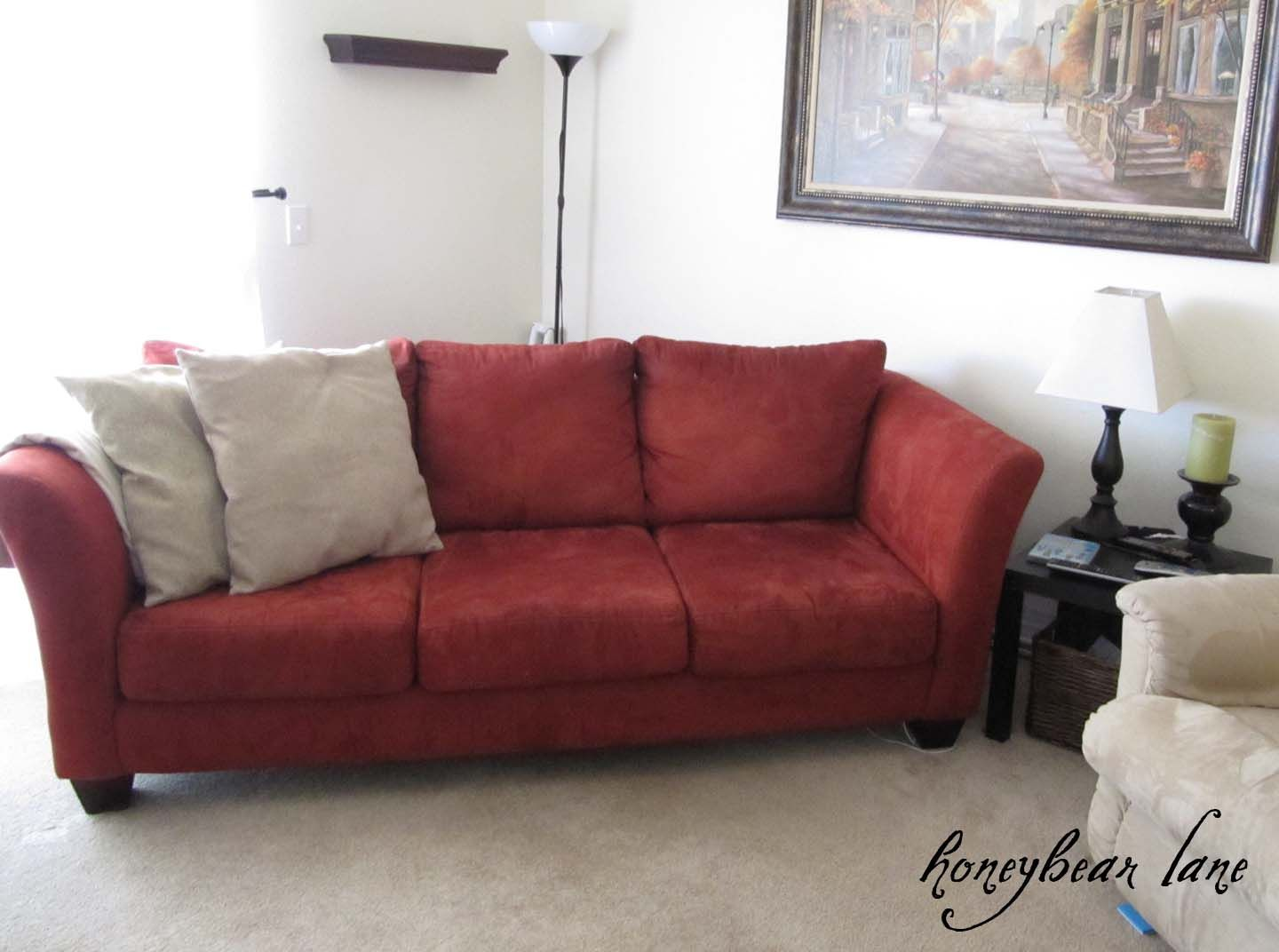 How to Make a Couch Slipcover (Part 1) | Living Rooms ...