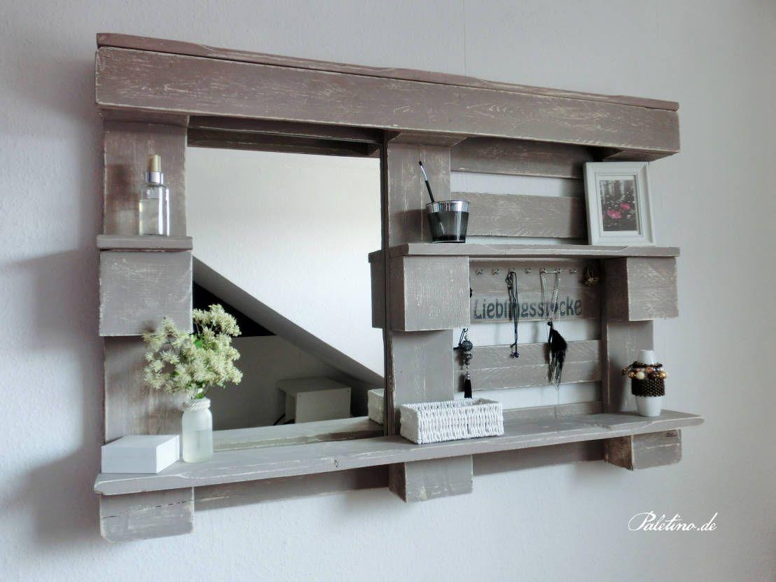7 formas de incorporar muebles hechos con palets en tu casa ...