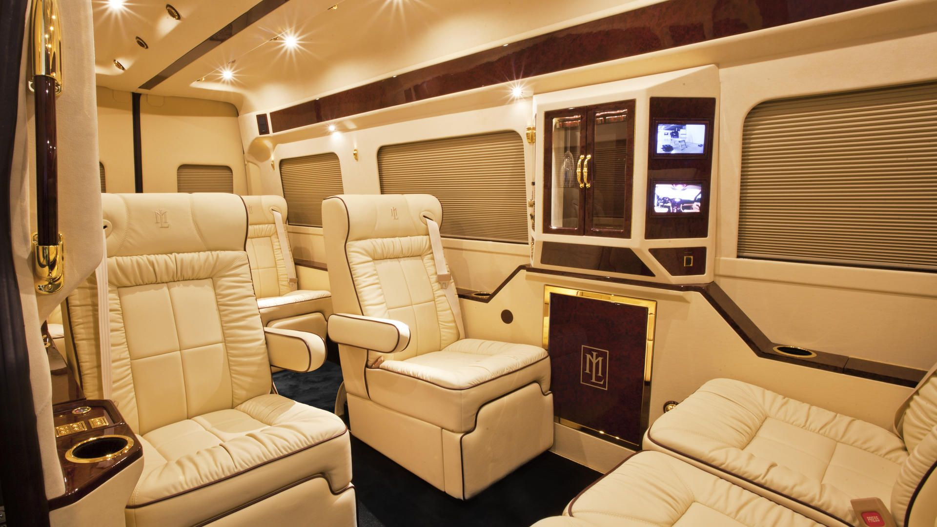 custom luxury suv pictures | Luxury Conversion Vans ...