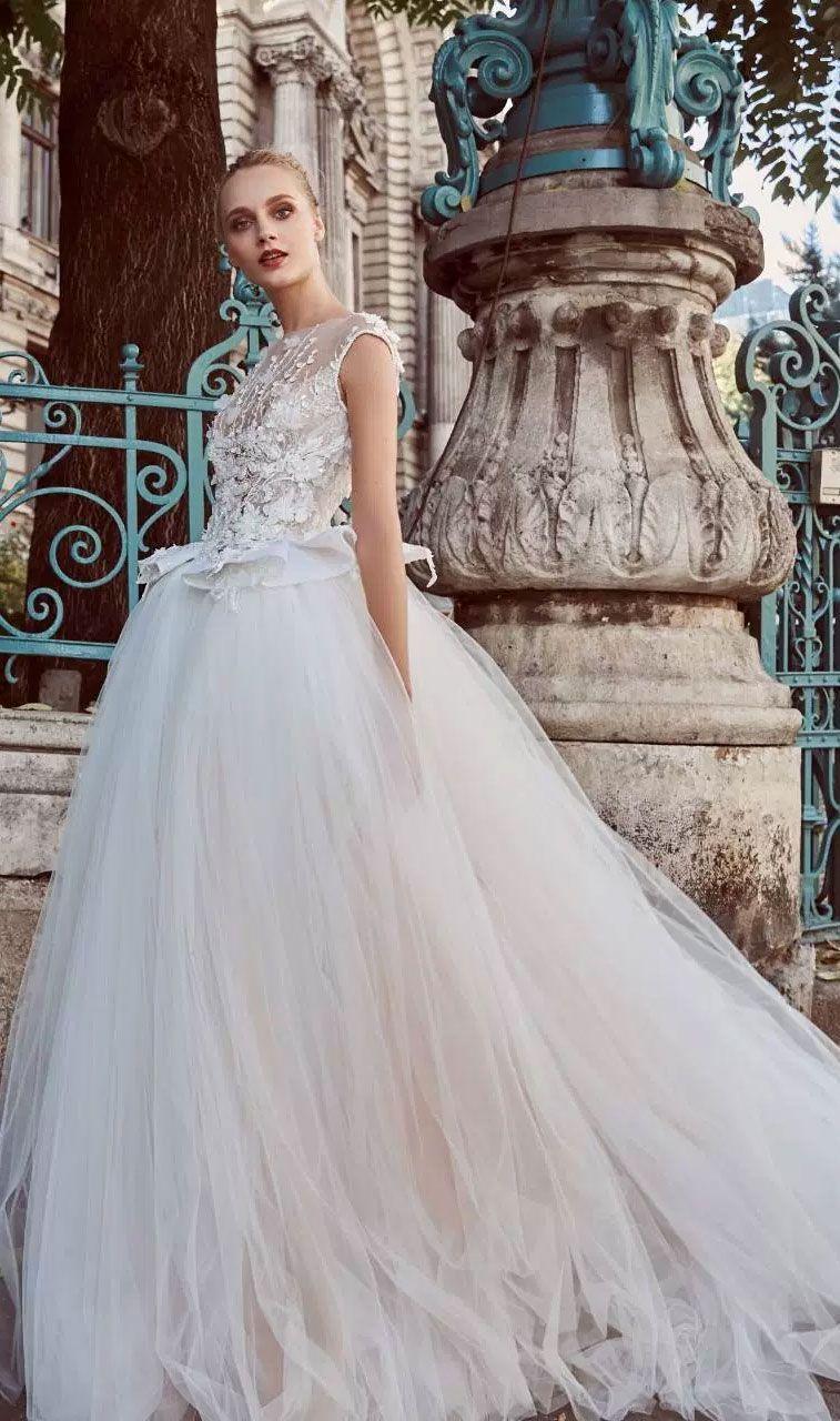 Michal medina wedding dresses bridal dresses pinterest