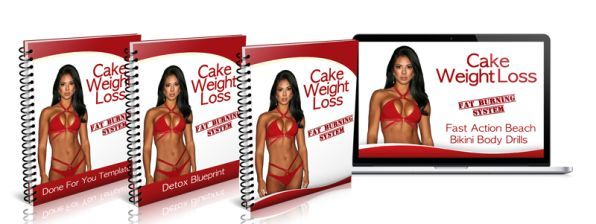 Cake Weight Loss System PDF Book Full Download Free