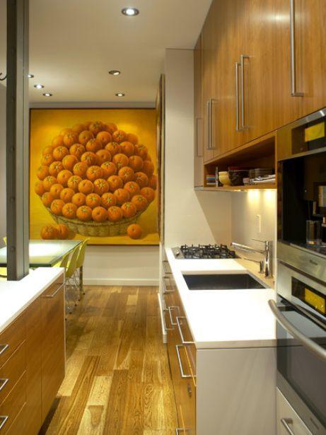 Merveilleux Orange Basket #Art