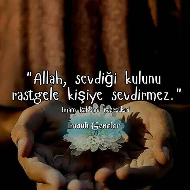 Ilhan Ruzgar Ilham Veren Sozler Islamic Quotes Ozlu Sozler