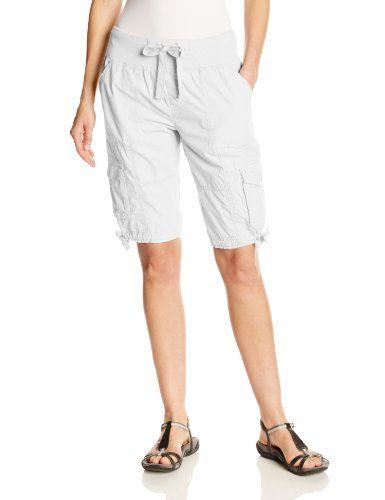 8b5f7f2c2bb2 Calvin Klein Performance Women s Rib Waist 12 Inch Bermuda Cargo Short -  List price   49.00 Price   34.91 Saving   14.09 (29%)