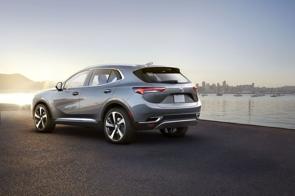 2021 Buick Envision Specs And Trim Levels Revealed Buick Envision Buick Automotive Design