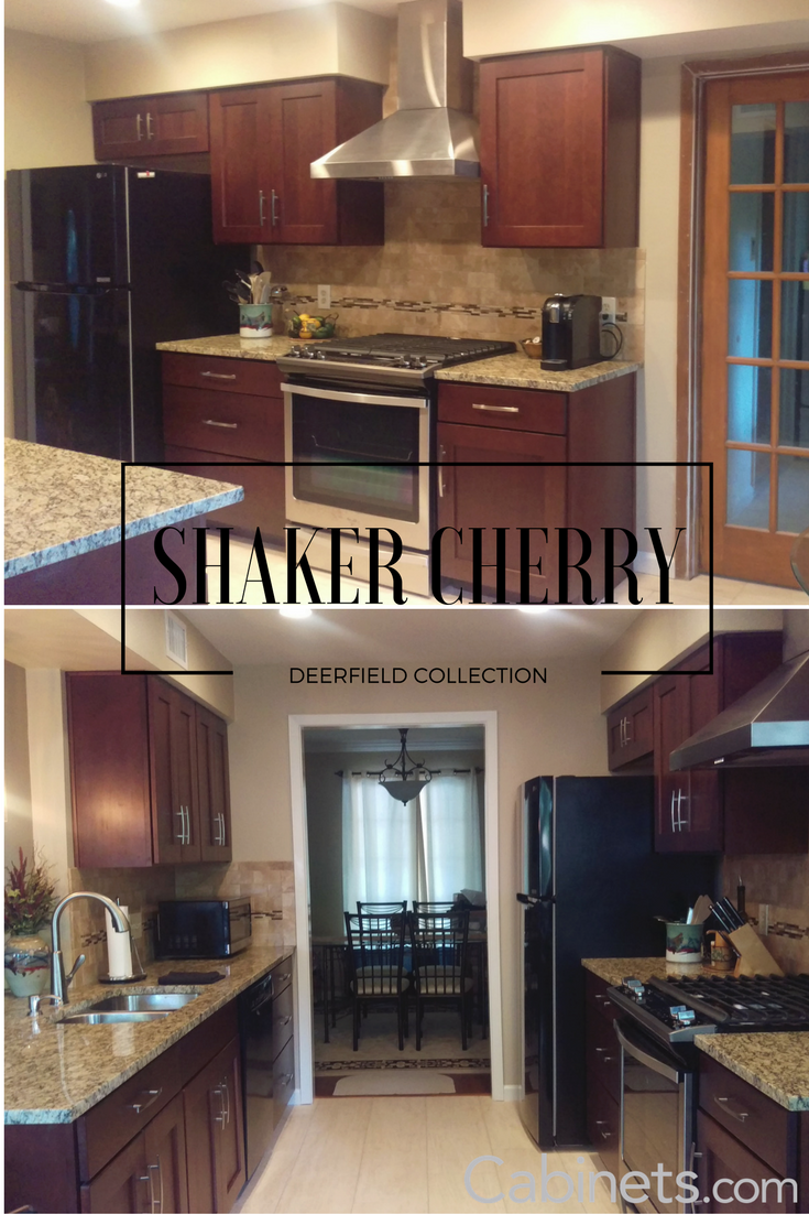 Make Your Kitchen Look Beautiful With Our Deerfield Shaker