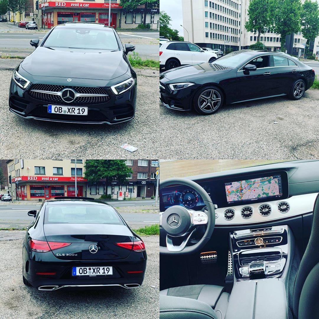 Neu Cls 300d Amg Line Mercedes Cls 300 Black Amg Rent Autovermietung Oberhausen Koln Dusseldorf Redrentacar Benz Instagram Posts Instagram