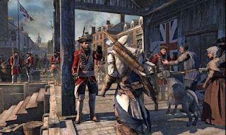 Leaked Assassin's Creed 3 Screenshot 3