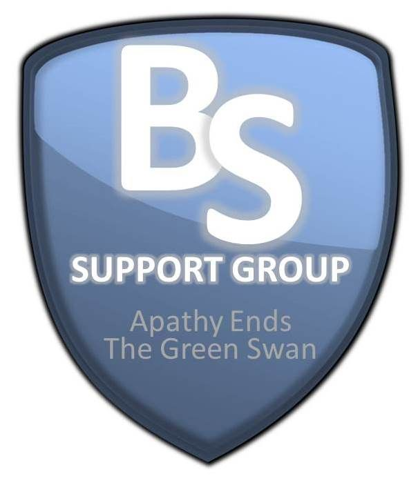 The Interview with Mrs. Green Swan represents the first time she contributed to the blog. She is now joining the Bloggers' Spouse Support Group!